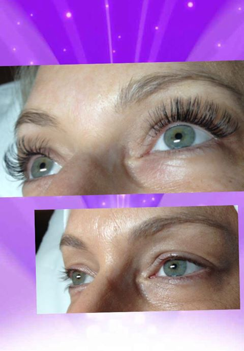 Eyelash Extensions by Happy Lashes
